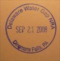Image for Delaware Water Gap NRA Dingaman Falls PA