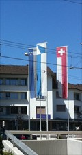 Image for Municipal Flag - Beinwil am See, AG, Switzerland
