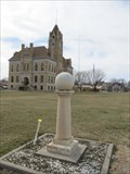 Image for 1929 Osborne Co. Pioneer memorial -- Osborne KS