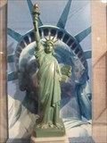 Image for Statue of Liberty - Kennecott Cooper Mine - Bingham Canyon, Utah [Removed]