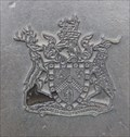 Image for City Coat Of Arms on Fire Disaster Memorial - Bradford, UK