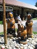 Image for Black Bear Diner Bear Family - Sonoma, CA