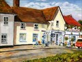 """Image for """"Parade House and Shops Ashwell"""" by A Lawman – Village Store, High St, Ashwell, Herts, UK"""