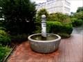 Image for Modern fountain - Vaduz. Liechtenstein