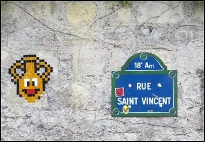 Rue Sainte Vincent