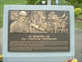 Image for VIETNAM MEMORIAL - Rogers Airport, Rogers, AR, USA