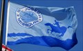 Image for Municipal Flag - St. Joseph, Mo.