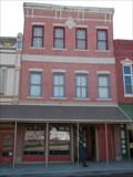 Image for Masonic Hall - Fort Scott Downtown Historic District - Fort Scott, Ks.