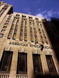 Image for American Stock Exchange  -  New York City, NY