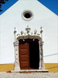Image for Portal manuelino da antiga Capela do Espírito Santo de Alcainça Grande/Mafra/Portugal