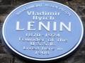 Image for Vladimir Ilyich Lenin - Tavistock Place, London, UK