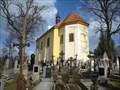Image for kostel Božího tela - Pocátky, okres Pelhrimov, CZ