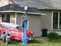 """Image for Vintage Gas Pump - Hwy """"E"""" - Ogdensburg, WI"""