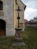 Image for Kríž u kaple Nejsvetejší Trojice - Ivancice, Czech Republic