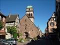 Image for Église de la Sainte-Croix - Kaysersberg, Alsace, France