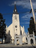 Image for Holy Cross Church, tour I - Santa Cruz, California