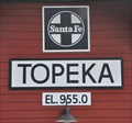 Image for Topeka Santa Fe Station ~ Elevation 995.0 Feet