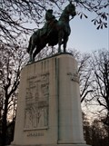 Image for King Albert I of Belgium  -  Paris, France