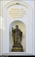 Image for St. Paul on Chapel of the Holy Cross / Sv. Pavel na kapli Sv. Kríže (Prague Castle)