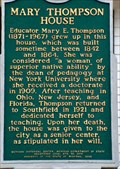 Image for Mary Thompson House