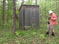 Image for Buck Settlement lean-to outhouse - Watkins Glen, NY