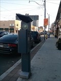 Image for Solar Powered Parking Meter - Kingston rd - Toronto, Ontario, Canada