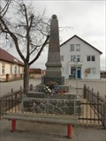 Image for Combined World War Memorial - Neznasov, Czech Republic