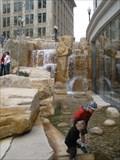 Image for Food Court Waterfall - City Creek Center - Salt Lake City, UT