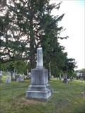 Image for Mc Donald - Greenbush Cemetery - East Greenbush, NY