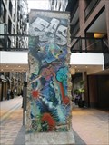 Image for Segment of Berlin Wall - Montreal, Quebec, Canada