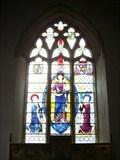 Image for St Helena and St Mary's Church Windows - Bourn, Cambridgeshire, UK