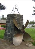 Image for S.S. Casino Memorial & Propeller, Port Fairy, Victoria