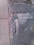 Image for Benchmark & 1GL Bolt - St Mary at Stoke - Ipswich, Suffolk