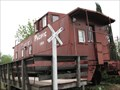 Image for Southern Pacific Caboose #1160 - Philomath, Oregon