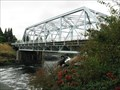 Image for Upper Falls Truss Bridge Spokane WA