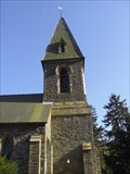Image for Pontfadog Church Tower, Pontfadog, Ceiriog Valley, Llangollen, Wrexham, Wales, UK