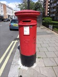 Image for Victorian Post Box - Allitsen Road, London, UK