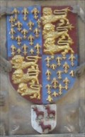 Image for Edward III Coat of Arms - Trinity College, Cambridge, UK