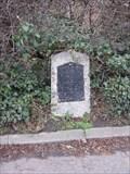 Image for Milestone Marker, B4050, Chirk, Wrexham, Wales, UK
