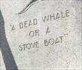 Image for Herman Melville  -  Moby Dick  -  New Bedford, MA