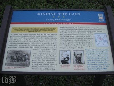 MINDING THE GAPS ☆ ☆ ☆ ``A very fatal oversight``