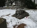 Image for Monument to a Dog on Sim's Lot - Jackson, MS
