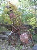 Image for Chrystal Movie Sculpture,Eureka Springs