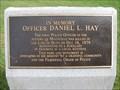 Image for Daniel L. Hay Memorial - Maysville, KY