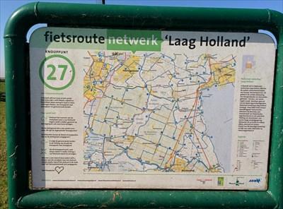 27 - Schermerhorn - NL - Fietsroutenetwerk 'Laag Holland'