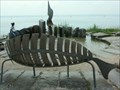 Image for Fishbone bench - Immenstaad am Bodensee, Germany