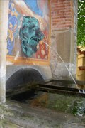 Image for Fountain at Hohenschwangau Castle
