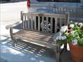 Image for Tuck Shepherd bench - Los Altos, CA