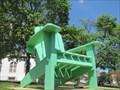 Image for Large Adirondack Chair - Washington, DC