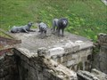 Image for Lions on Guard - Tower of London - London, UK